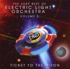 ELECTRIC LIGHT ORCHESTRA TICKET TO THE MOON THE VERY BEST OF VOLUME 2 CD NEW