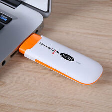 USB 3G Wifi Router Wi-fi Mobile Device Unlocked Wireless Support SIM Card