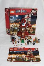 LEGO HARRY POTTER THE BURROW ( 4840 ) 100% COMPLETE