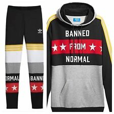 KYLIE JENNER Medium Rita Ora Banned from Normal ADIDAS Sweatshirt Leggings M