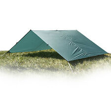 Aqua Quest Guide Sil Tarp - 100% Waterproof -  4 x 3 m / 13 x 10 ft Large