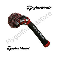 TaylorMade Pom Pom Driver Retro Argyle 460cc Headcovers  - 2 Colour Options- New