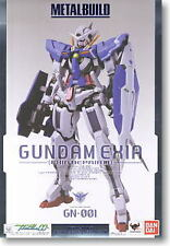 Bandai Tamashii Nations 00 Gundam Exia / Exia Repair III Metal Build Figure USA