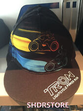 TRON MOTOCYCLE HAT CAP SHANGHAI DISNEYLAND DISNEY RESORT PARK STORE
