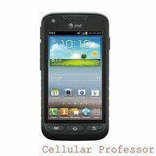 Samsung Galaxy Rugby Pro I547 - Black (Unlocked - AT&T) Smartphone