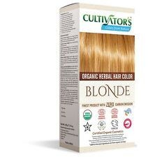 Cultivator's Organic Herbal Hair Color Blonde