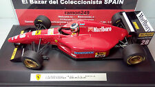 1:18 Modified Ferrari 412T1 412 T1 GP Pacific - Monaco G. Berger 1994 -PMA-3L050