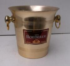 Vintage Louis Roederer Aluminium Champagne Ice Bucket Cooler