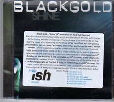 (BA480) Black Gold, Shine - 2009 DJ CD