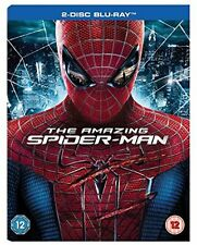 The Amazing Spider-Man (Blu-ray, 2012) - Starring Andrew Garfield