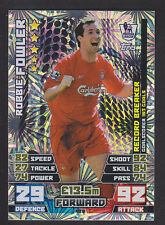 Match Attax 2014/2015 - Record Breaker - 426 Robbie Fowler - Liverpool