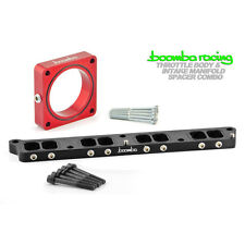 Boomba Focus ST Mk3 Intake Manifold and Throttle Body Spacer Combo