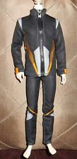 Black Track Wet Suit Ken Doll Clothes Model Muse Outfit Scuba Diver Pants Jacket