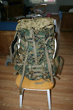 APB03 ILBE Pack System: 3 packs in 1 unit, backpack,assault pack & hydration pac