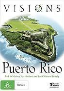 Visions of Puerto Rico * NEW DVD *