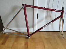 53cm Rossin Record Frame and Fork Set Columbus SL Tubing