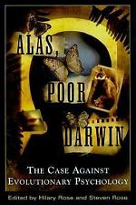 Alas, Poor Darwin : Arguments Against Evolutionary Psychology-ExLibrary