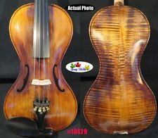 Copy old finished Baroque style SONG Brand Maestro violin 4/4,sweet sound#10429