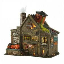 Department 56 Halloween Village HARLEY DAVIDSON GHOST RIDERS CLUB 4044878 BNIB