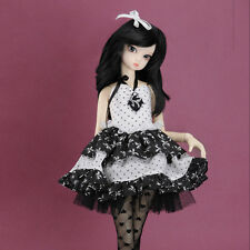 Dollmore 1/4 BJD doll clothes MSD SIZE - Ribbon In The Sky (Black)