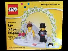 Lego City 850939 WEDDING COUPLE Bride & Groom Favor Decoration Present Gift NEW