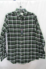Chaps Flannel Shirt Mens Size Small Buttonfront NWT Western