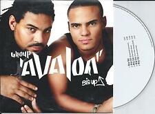 AVALON - Big up CD SINGLE 5TR EUROVISION 2005 SWEDEN MELODIFESTIVALEN MOHOMBI
