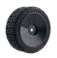4x RC HSP HPI Car Rally Tires & Wheel, D:68mm, W:26mm, Rim hex:12mm 9074-8014