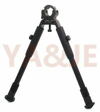 "9.5-11.5""Rifle Gun Barrel ClampBipod SpringReturn Rest Bipods"