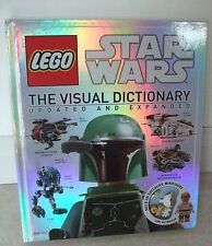Lego Star Wars - The Visual Dictionary with Luke Skywalker minifigure