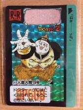 Carte Dragon Ball Z DBZ Carddass Hondan Part 10 #413 Prisme 1992 MADE IN JAPAN
