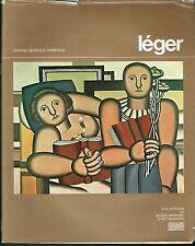 FERNAND LÉGER - CENTRE GEORGES POMPIDOU - 1981