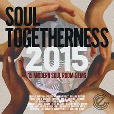 """SOUL TOGETHERNESS 2015  """"15 MODERN SOUL ROOM GEMS"""""""