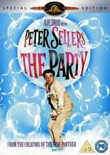 """The Party Peter Sellers Special Edition New DVD R4 """"The Pink Panther"""" fans"""