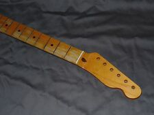 Relic Fender Licensed Fat maple Neck will fit telecaster tele guitar body