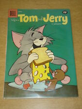 TOM AND JERRY COMICS #200 FN+ (6.5) DELL COMICS MARCH 1961