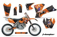 AMR Racing KTM C1 SX SXS EXC MXC Graphics Kit Bike Decal Sticker Part 01-04 TB O