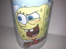 Spongebob Squarepants and Patrick Snowball Fight Coffee Mug 2007 Viacom