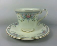 ROYAL DOULTON JULIET H5077 TEA CUP AND SAUCER (PERFECT)