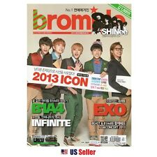 KPOP KOREAN STARS BROMIDE MAGAZINE : 2013 Dec