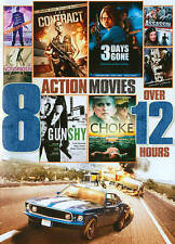 8-Film Action DVD