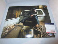 LEE BRICE SIGNED 11X14 PHOTO PSA/DNA COUNTRY STAR I DRIVE YOUR TRUCK 1
