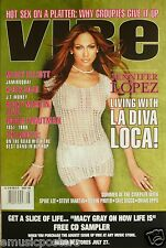 "JENNIFER LOPEZ ""VIBE MAGAZINE"" POSTER FROM 1999-Wearing Sexy See Thru Mini Dress"