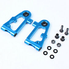 RC Car Upgrade for Tamiya TT01R TT01D hop up Alloy FRONT LOWER ARM Set BLUE