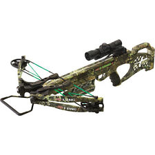 NEW 2017 PSE Fang LT Crossbow complete package Mossy Oak COUNTRY Camo