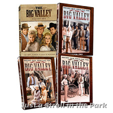 The Big Valley: Complete Western TV Series Seasons 1 2 3 4 Box / DVD Set(s) NEW!