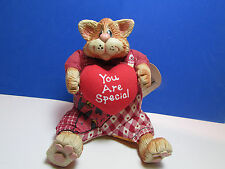 "VALENTINE FIGARO THE CAT - 6"" Russ Shelf Sitter- NEW W/HANG TAG - Rare"