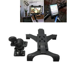 """Microphone Stand Mount Holder Bicycle For iPad 3 4 Galaxy 7-11"""" Tablet"""