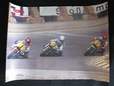 Poster #1 Kenny Roberts Sr. #3 Marco Lucchinelli #2 Randy Mamola (Folded)