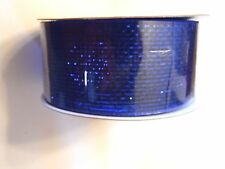 60 Ft Dark Blue Deco Mesh Ribbon Craft Wreath Decoration Christmas Patriotic